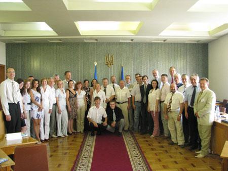 фото експертів АЕЦ Полтава 2009